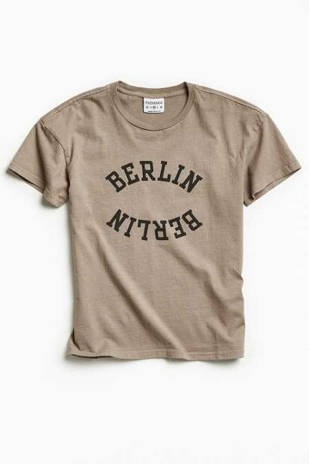 Rxmance Berlin Heavy Box Tee