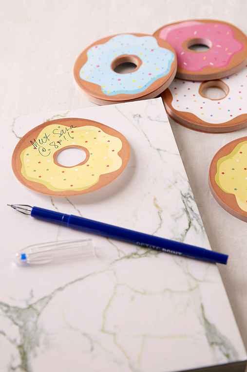 Donut Notepad