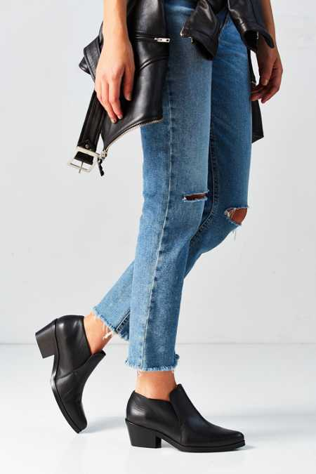 Intentionally Blank RX Ankle Boot