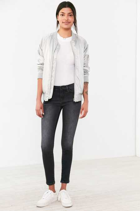 BDG Twig Mid-Rise Skinny Jean - Anthracite