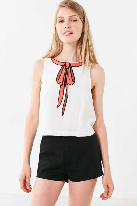 Cooperative Bow-Tastic Tank Top
