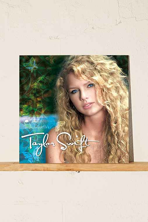 Taylor Swift - Taylor Swift 2XLP,BLACK,ONE SIZE