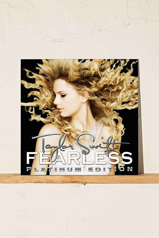 Taylor Swift - Fearless (Platinum Edition) 2XLP,BLACK,ONE SIZE