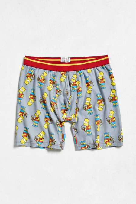Bart Super Squishee Boxer Brief