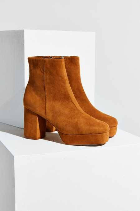 Jeffrey Campbell Fosse Low Disco Platform Boot