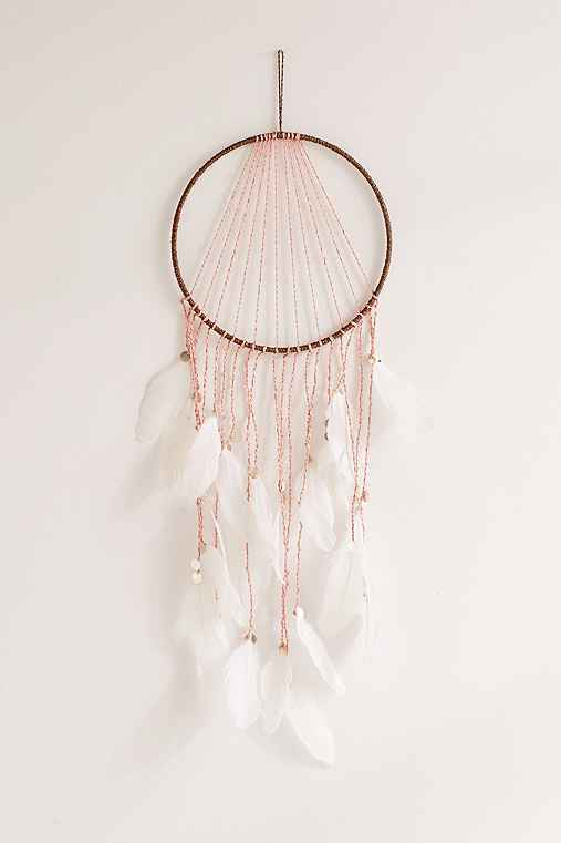 Neon Dream Catcher,PINK,ONE SIZE