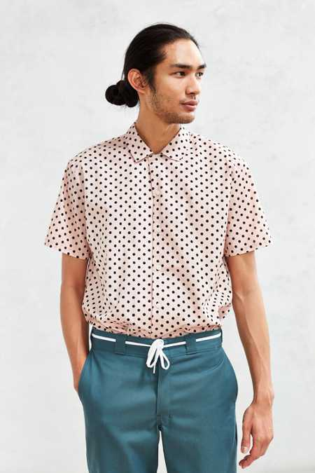 CPO Polka Dot Camp Shirt