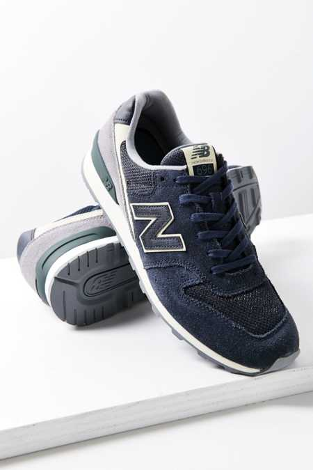 New Balance 696 Winter Seaside Running Sneaker