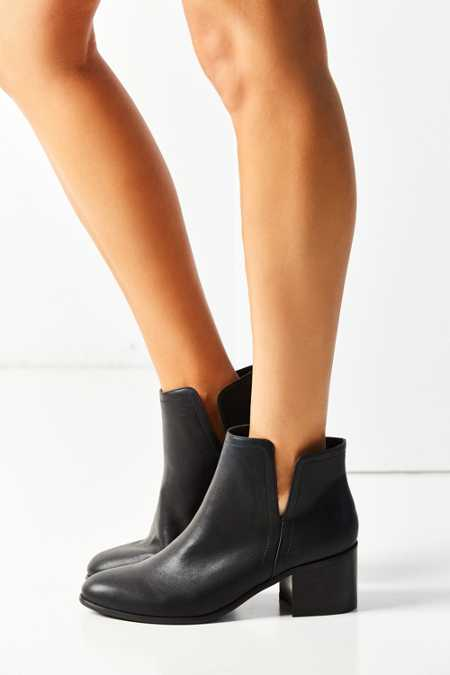 Lourdes Cutout Ankle Boot