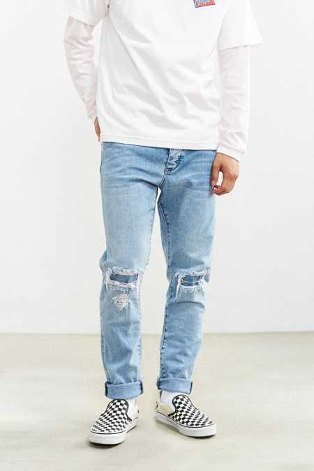 Neuw West Of Sweden Ray Tapered Slim Jean