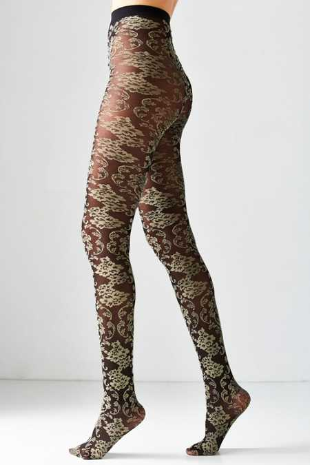 Out From Under Baroque Burnout Tight