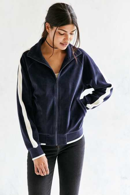 BDG Duo Track Jacket