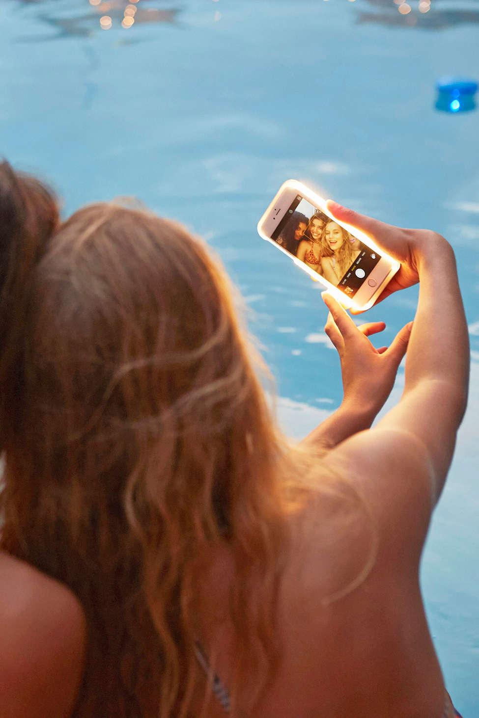 perfect selfie Iphone case
