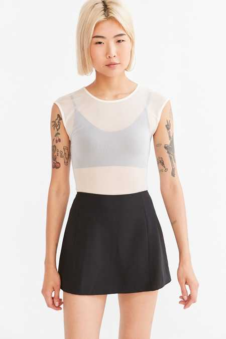 Cooperative Clean Micro Mini Skirt