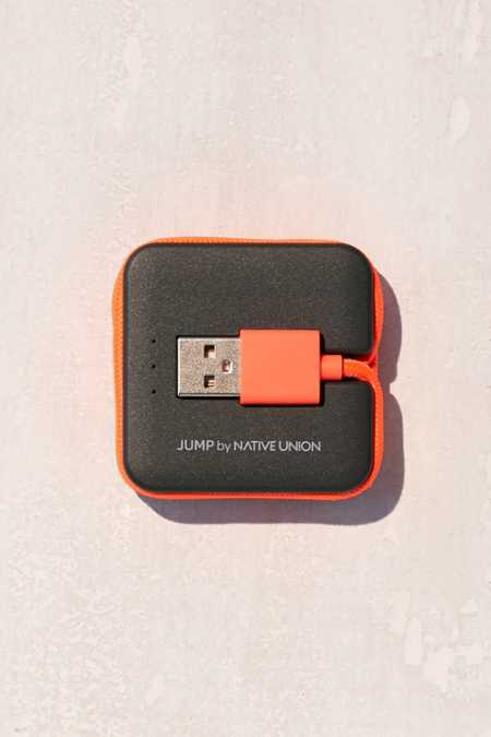 Native Union 2-In-1 Charging JUMP™ Cable