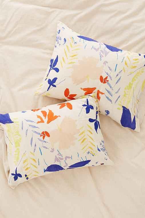 Alicia Galer Artist Series Pillowcase Set,MULTI,ONE SIZE