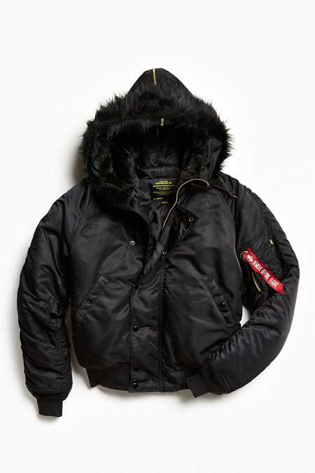 Alpha Industries N-2B Short Waist Parka Jacket