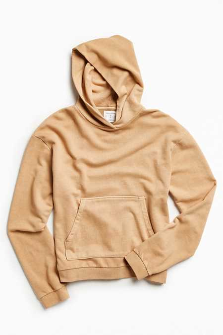 Tan Champion Hoodie Fashion Ql