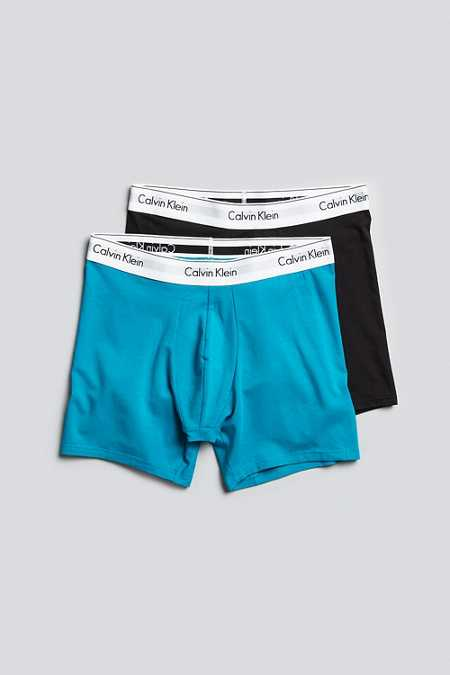Calvin Klein Modern Cotton Stretch Boxer Brief 2-Pack
