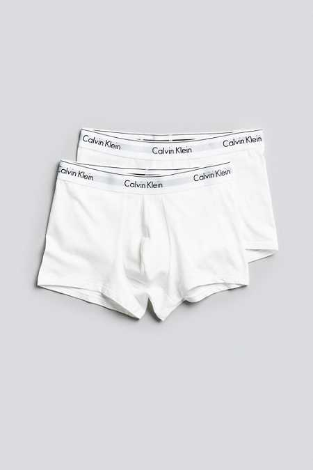 Calvin Klein Modern Cotton Boxer Trunk 2-Pack