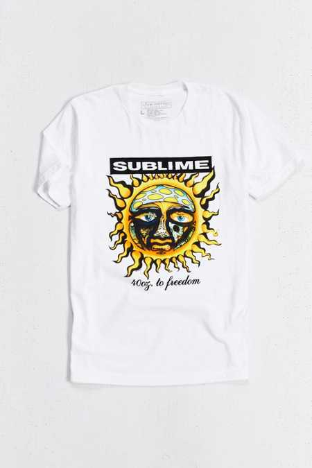 Sublime To Freedom Tee
