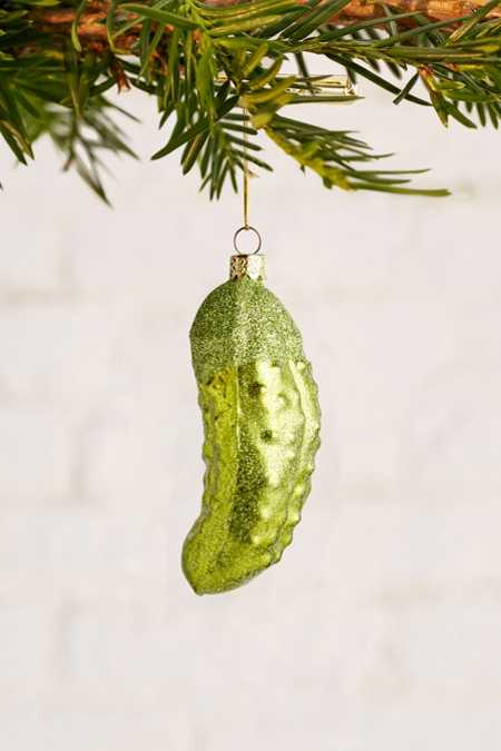 Holiday Pickle Ornament