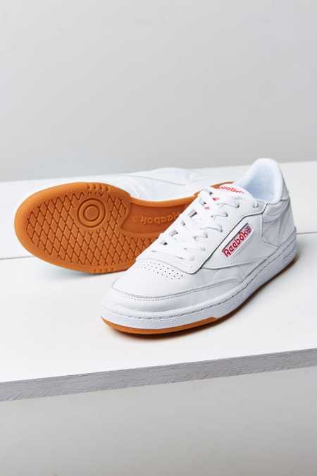 Reebok Club C 85 Gum Sole Sneaker