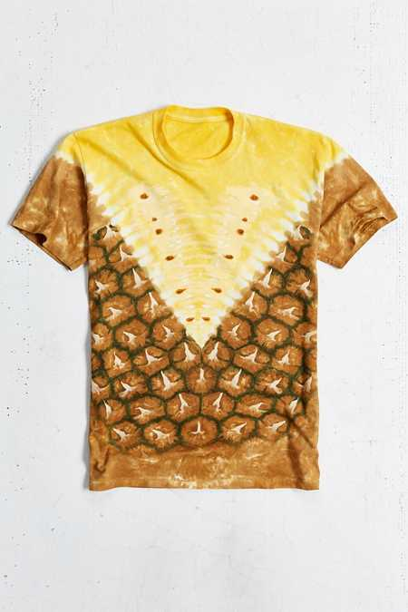 Pineapple Dyed Tee