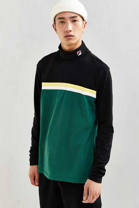 FILA + UO Bormino Turtleneck Shirt