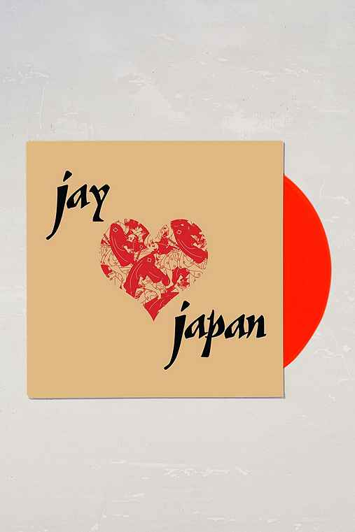 J Dilla - Jay Love Japan LP,RED,ONE SIZE