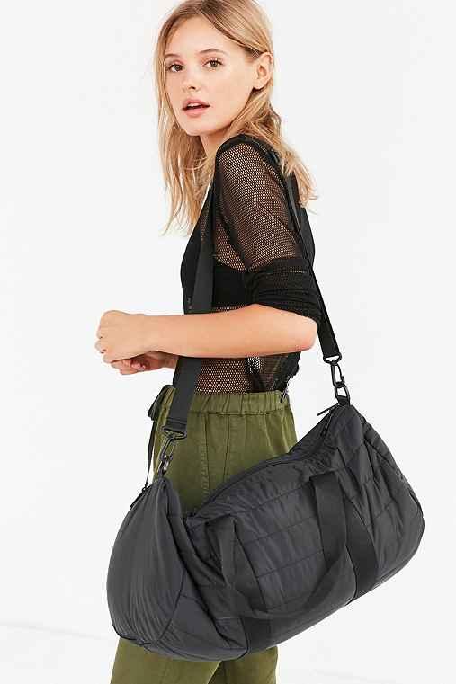 Converse Packable Duffel Bag,BLACK,ONE SIZE