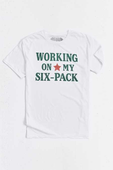 Working On My Six-Pack Tee