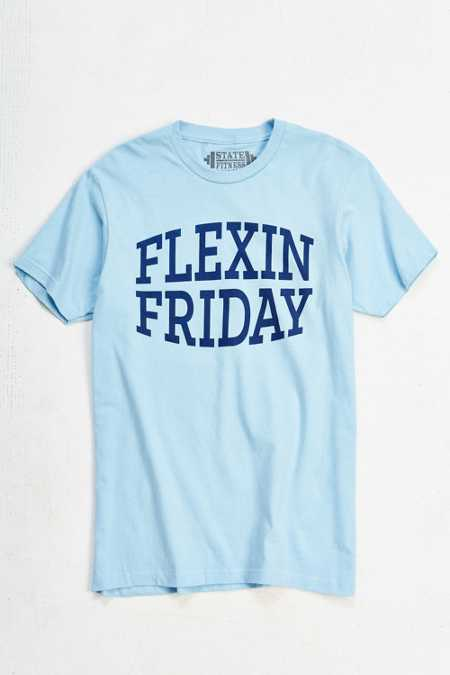 Flexin Friday Tee