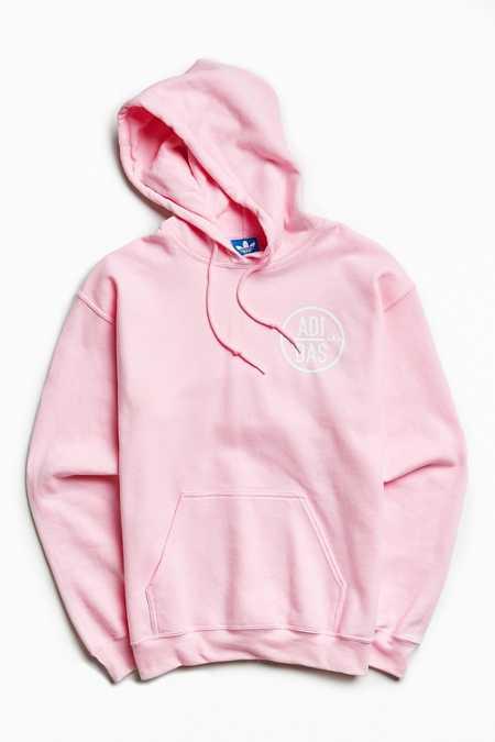 Soft Pink Hoodie | Fashion Ql