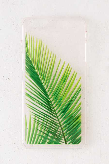 Palms On Pink iPhone 6 Plus/6s Plus Case