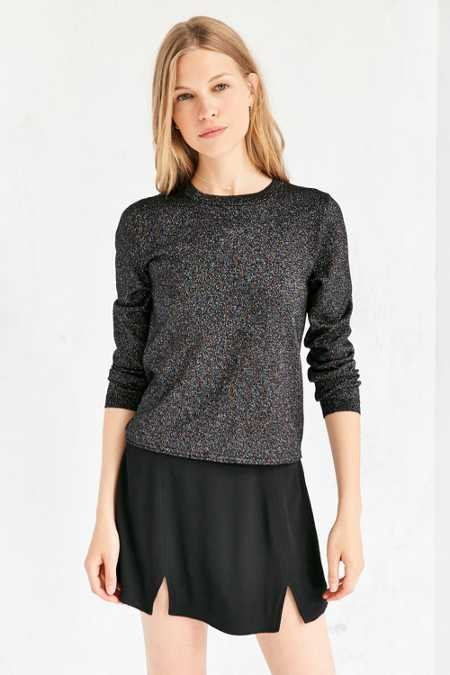 Ecote Cosmic Crew-Neck Sweater