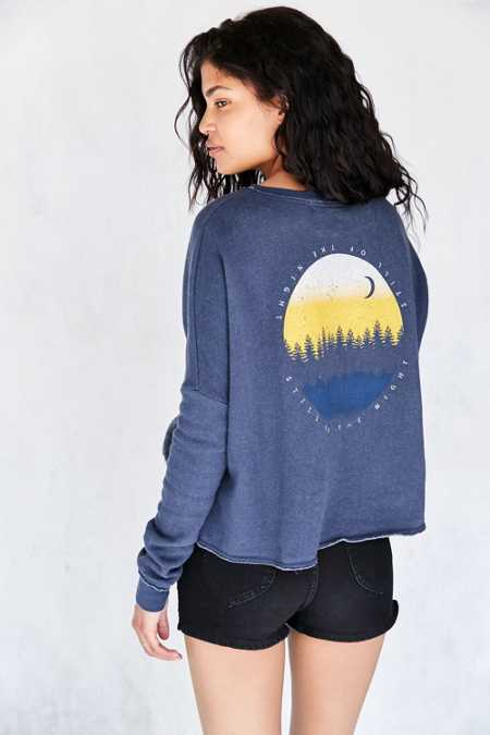Project Social T Eclipse Pullover Sweatshirt