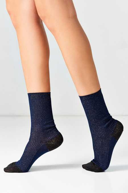 Hansel From Basel Stellar Rib Crew Sock
