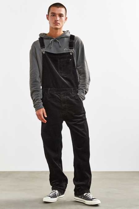 BDG 6 Wale Corduroy Overall