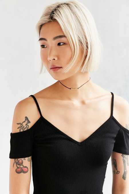 Vanessa Mooney Madison Choker Necklace