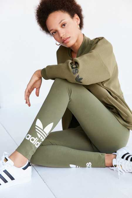 adidas Originals Adicolor Trefoil Legging