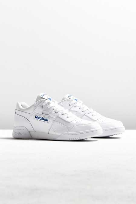 Reebok Workout Plus Lo Sneaker