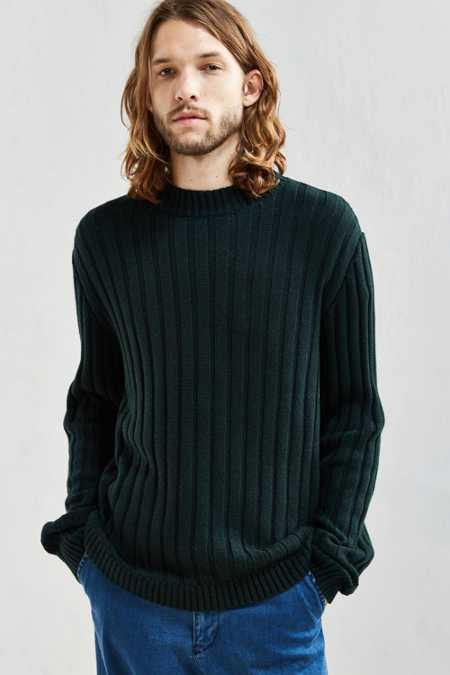 UO Rib Mock Neck Sweater