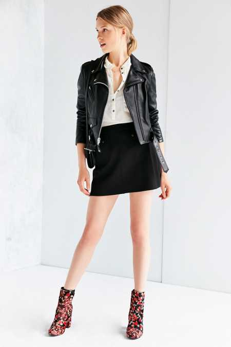 Cooperative Ruth Ann A-Line Mini Skirt
