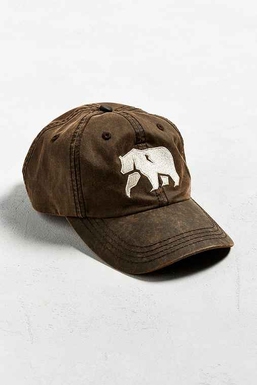 The Normal Brand Baseball Hat,BROWN,ONE SIZE