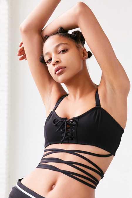 Puma Fenty by Rihanna Lace-Up Cami Top