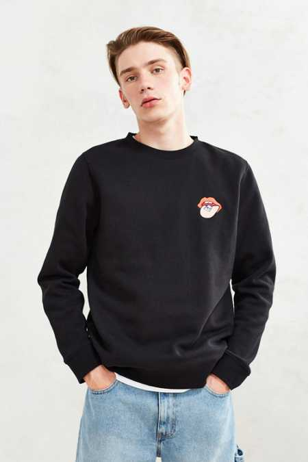 Stussy Satisfaction Crew-Neck Sweatshirt