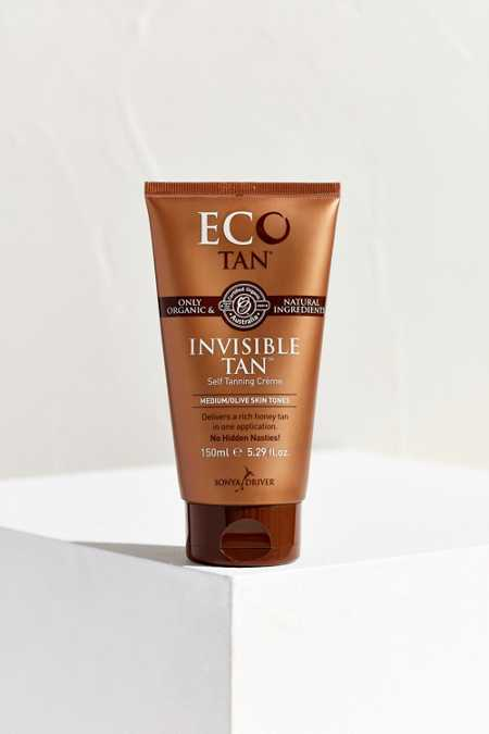 Eco Tan Invisible Tan Self-Tanning Crème