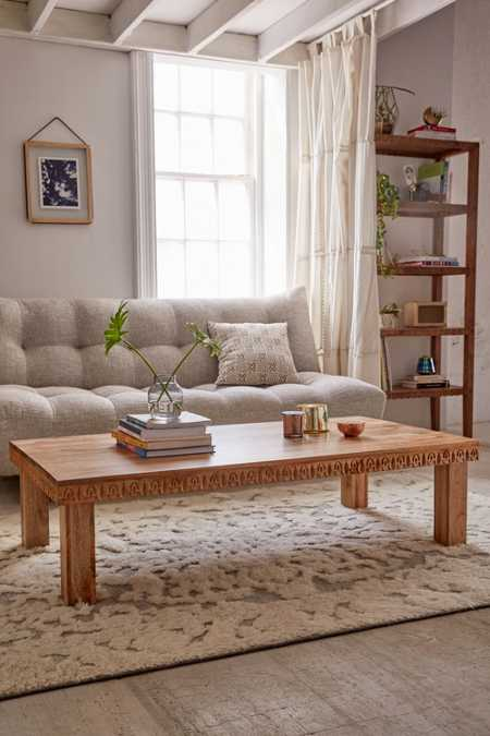 Augusta Plank Coffee Table