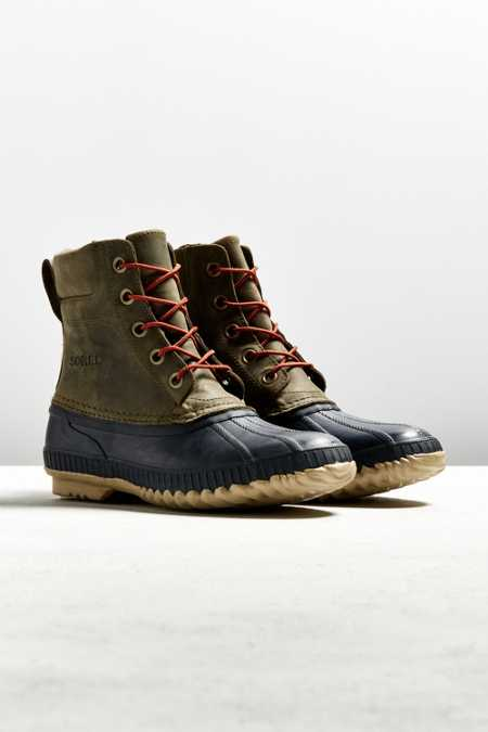 Sorel Waterproof Duck Boot